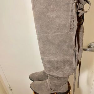 New Shoe Dazzle Over Knee Boots
